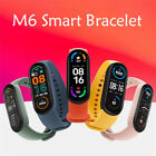 M6 Smart Band Watch Bracelet Wristband Fitness Activity Tracker For Mobile Phone