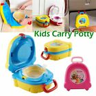 Baby Toddler Kids Training Potty Children Toilet Portable Training Seat Portable