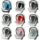 Replacement Seat Cover fits Maxi Cosi CabrioFix 0+ FULL SET new