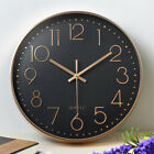New Large MODERN WALL CLOCK Round Big Digit Kitchen Home Office Room School