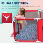 Kid Playpen Ball Pool Indoor Baby Play Pen Football Fence Safety Divider Barrier
