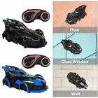 Gravity Defying RC Cars Wall Climbing Remote Control Anti Ceiling Racing Toy UK