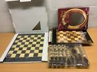 LORD OF THE RINGS TWO TOWERS CHESS SET NEW WOODEN CHESS BOARD CHOOSE