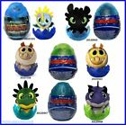 """How To Train Your Dragon Egg 3"""" Plush Meatlug Stormfly Toothless Or Night Light"""