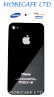 Genuine Apple iPhone 4 Back Battery Cover Glass Plate Housing Replacement