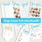 25 Player Baby Shower Games True or False Quiz ~ Boy / Girl / Unisex