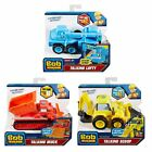 Fisher Price Bob the Builder - Talking Vehicle Toys - Lofty, Muck & Scoop