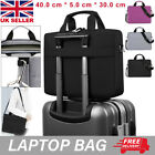 15.6 inch Laptop Shoulder Bag PC Waterproof Carrying Soft Notebook Case Cover