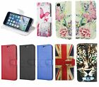 Phone Case For iPhone 4 iPhone 4S Slim Leather Flip Case Wallet Folio Book Cover