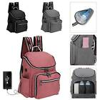 Multi-Function Tote Baby Mummy Bag Changing Bags Diaper Nappy Rucksack Backpack