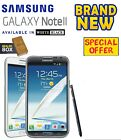 Brand New Samsung Galaxy Note 2 N7100 16GB Big Screen Unlocked Android Smartphon