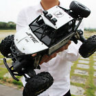 High Speed Climbing Truck Off-Road Monster Buggy 2.4G Remote Control RC Car 4WD