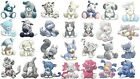 "4"" My Blue Nose Friends Large Selection Including Limited Editions"