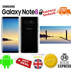 **New Samsung Galaxy Note 8 Unlocked 64GB 6.3 inch Smart Touch Sealed**
