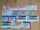 Wales v England Used Rugby Tickets 1979 - 2013