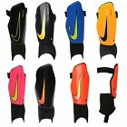 Nike Shin Pads Football Guards Youth Charge Kids Boys Small Medium Soccer Hockey