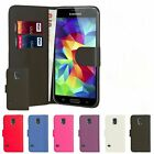 Book Wallet PU Leather Flip Case Cover for Samsung Galaxy S7/S7 Edge/S6/s5/S4/S3