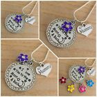 Personalised Gift Necklace for mum sister nanny- Mother s day Birthday Xmas gift