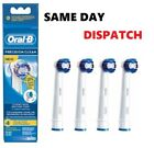 NEW BRAUN ORAL-B PRECISION CLEAN REPLACEMENT TOOTHBRUSH HEADS FAST DISPATCH