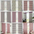 Pink Eyelet Curtains Blush Heather Ready Made Ring Top Curtain Pairs