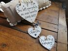 Personalised Dog Cat Memorial Leave Paw Prints Plaque Heart Sign Pet Loss Gift