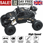 High Speed Big 1/12 Truck Off-Road Monster Buggy 2.4G Remote Control RC Car 4WD