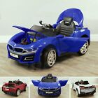 RiiRoo Bmw Style 12v Kids Ride On Car Electric Battery Powered Childrens Cars
