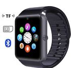 2019 Model GT08 Bluetooth Smart Watch Fits Android & iOS GSM GPRS SIM