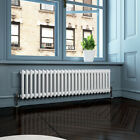 Traditional 2 Column Radiators Central Heating Cast Iron Horizontal vertical UK