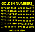 GOLDEN O2 EASY UNIQUE VIP LUCKY SIM CARD DIAMOND PLATINUM MOBILE PHONE NUMBERS