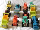Bob The Builder Toy Vehicle Characters, Push & Friction Powered, Great Condition