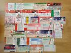 Wales Used Rugby Tickets 1968 - 2013