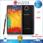 New Samsung Galaxy Note 3 LTE SM-N9005 16GB Unlocked Smartphone Various Colour