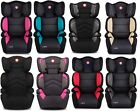 BABY CAR SEAT SUPPORT SAFETY BOOSTER KIDS CHILD 15-36KG LARS LIONELO ECE R44/04