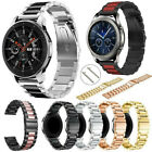 For Samsung Galaxy Watch 46mm/Gear S3 22mm Stainless Steel Link Watch Band Strap