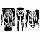 Halloween Dress Costume Fancy Ladies Womens Adult New Outfit Bodycon Dress 8-26