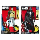 Star Wars Rebels Electronic Duel Action Figures With Lights And Movie Sounds