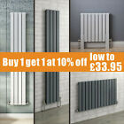 Flat Panel Radiator Vertical Design Tall Upright Central Heating Radiators