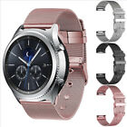 For Samsung Gear S3 22mm Galaxy Watch 46mm Stainless Milanese Watch Band Strap