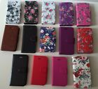 Flip Wallet Leather Case Cover For Apple iPhone 4 4S 5 5S 6 6S 7 8 X XS XSMAX XR