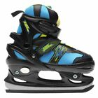 No Fear Bolt Youngster Ice Skates Childrens Classic Padded Ankle Collar Touch
