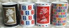 Postage Royal Mail Large Sealed Money Tin Piggy Bank Money Savings Box NEW