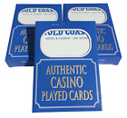 *** GOLD COAST *** LAS VEGAS CASINO PLAYING POKER CARDS - CHOOSE QUANTITY