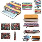 8 9 11.6 12 13 14 15.6 inch Laptop Computer Cover Case Sleeve Notebook Bag UK