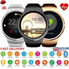 Bluetooth Smart Watch Wrist Splash Proof Phone Mate Android Samsung IOS iPhone