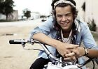 HARRY STYLES ONE DIRECTION GLOSSY WALL ART POSTER (A1 - A5 SIZES AVAILABLE)