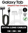 """2M Long USB Data Charger Cable for Samsung Galaxy TAB 2 Tablet 7"""" 8.9"""" 10.1"""""""