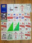 Great Britain Rugby League Programmes 1957 - 2005
