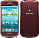 SAMSUNG GALAXY S3 III Mini 8GB *UNLOCKED*BLUE/WHITE/RED GPS Dual Core Smartphone