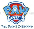 PAW PATROL COLLECTION - MACHINE EMBROIDERY DESIGNS ON CD OR USB